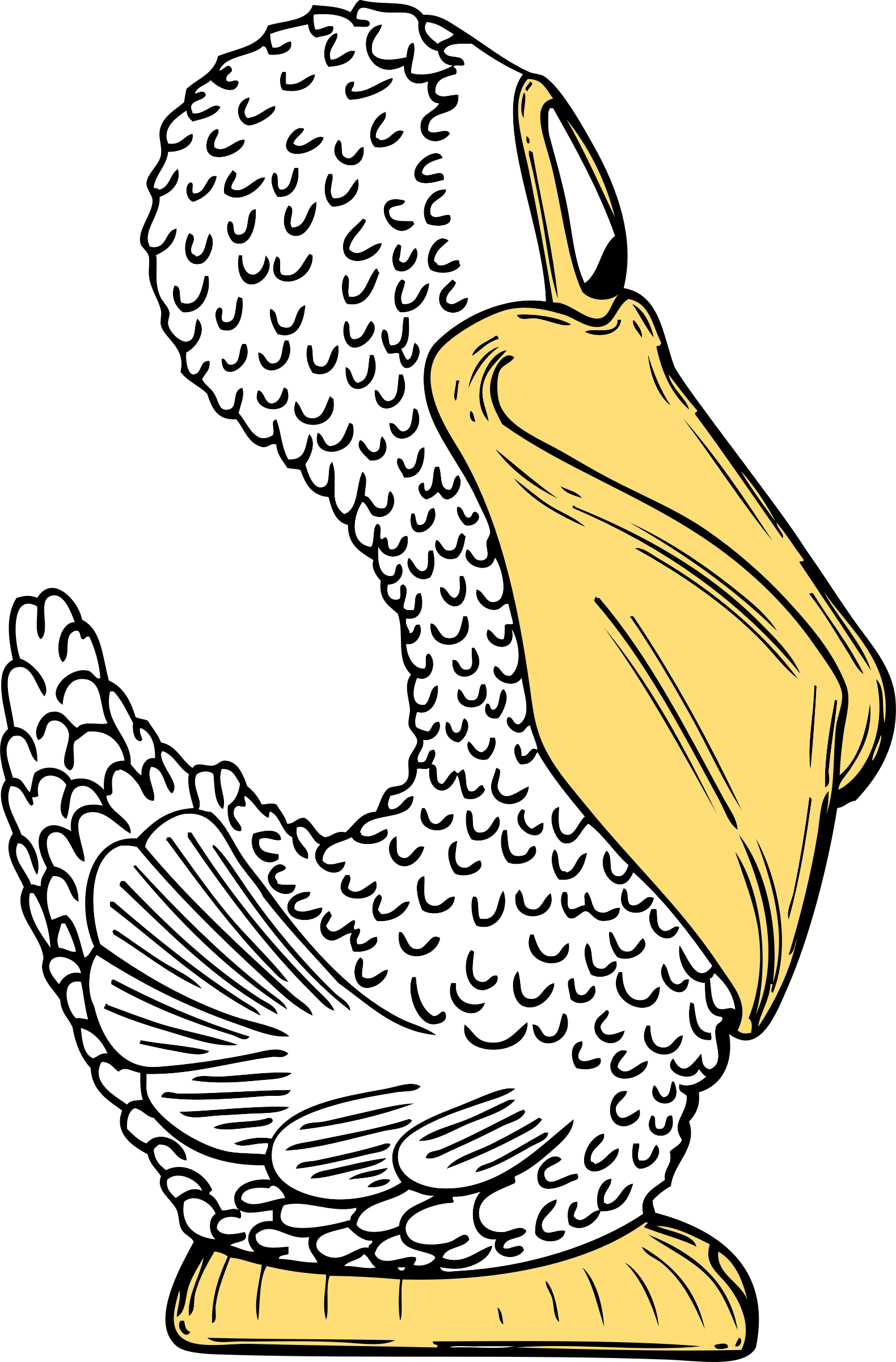 Duck side view free. Ducks clipart pond clipart