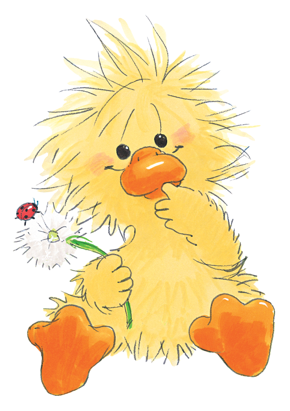 Ducks clipart suzy zoo. Cartoon characters s by