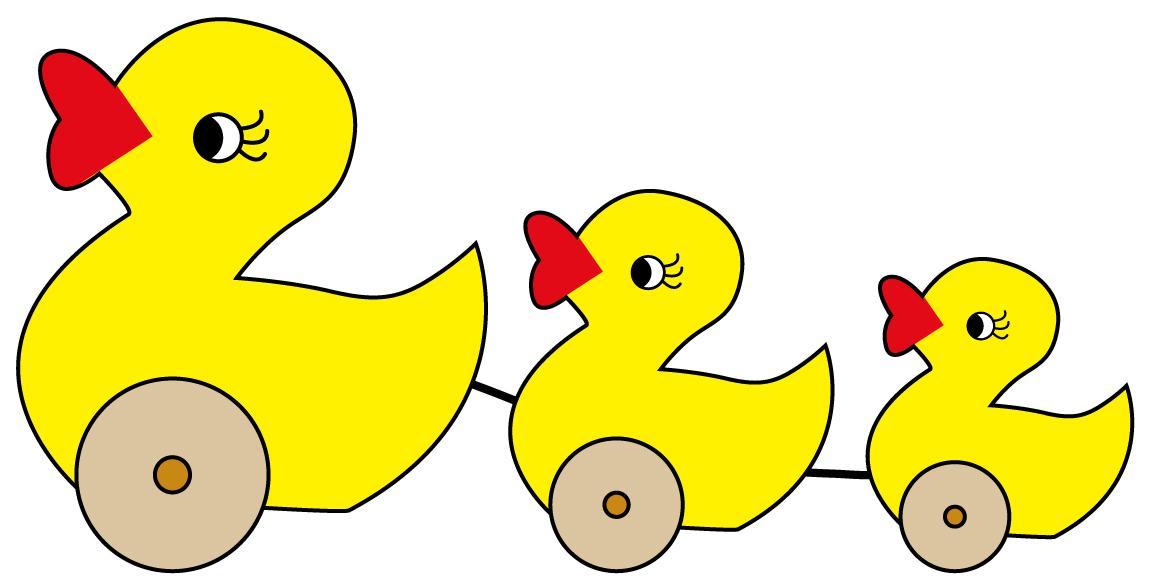 Ducks clipart three duck. Free download clip art