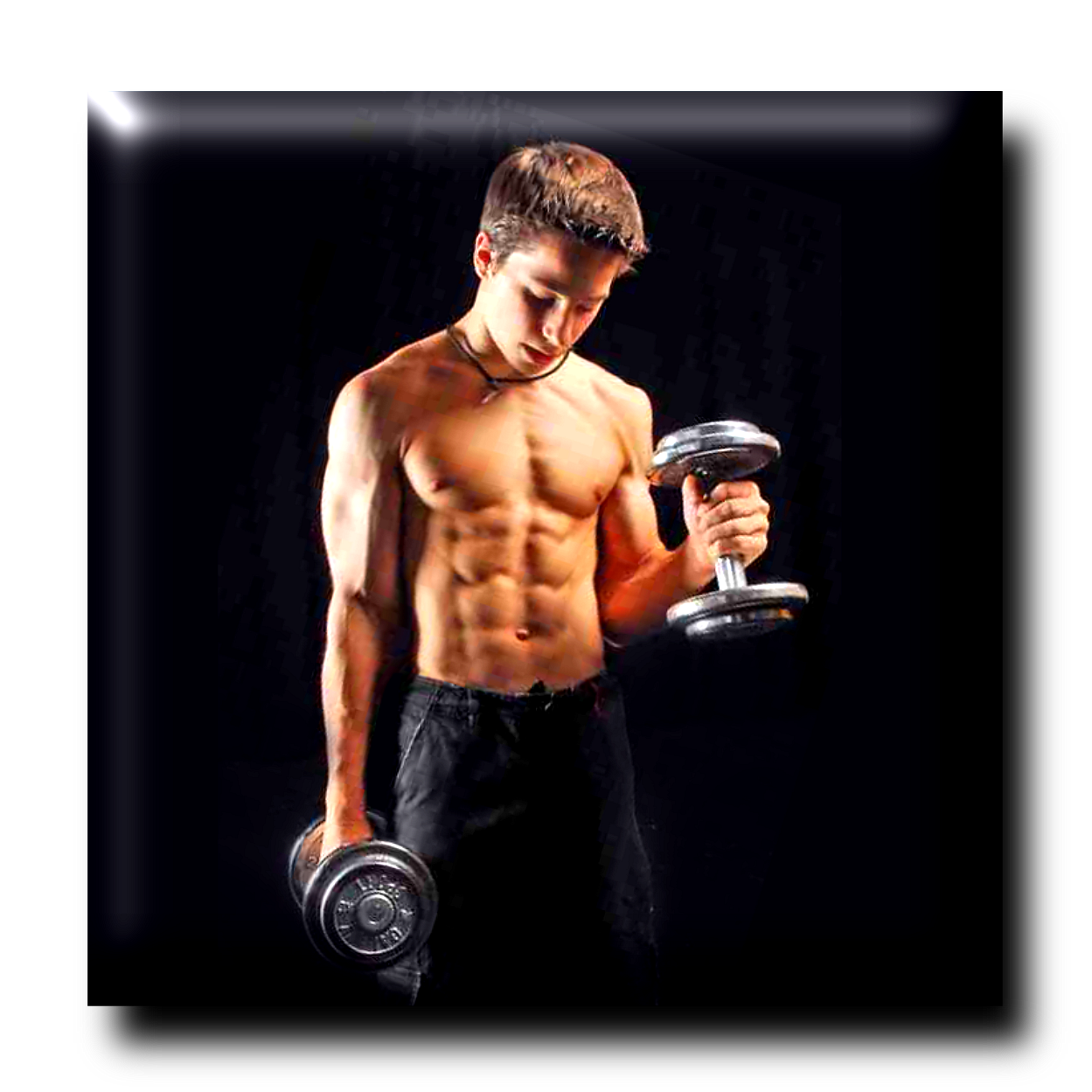 Weight training for you. Dumbbell clipart anaerobic exercise