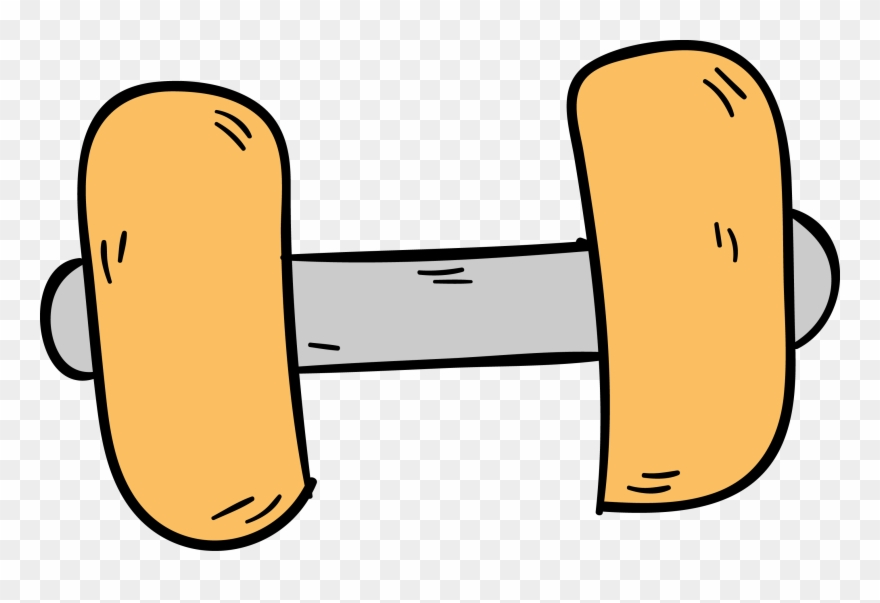 Dumbbell clipart animated. Clip art download physical