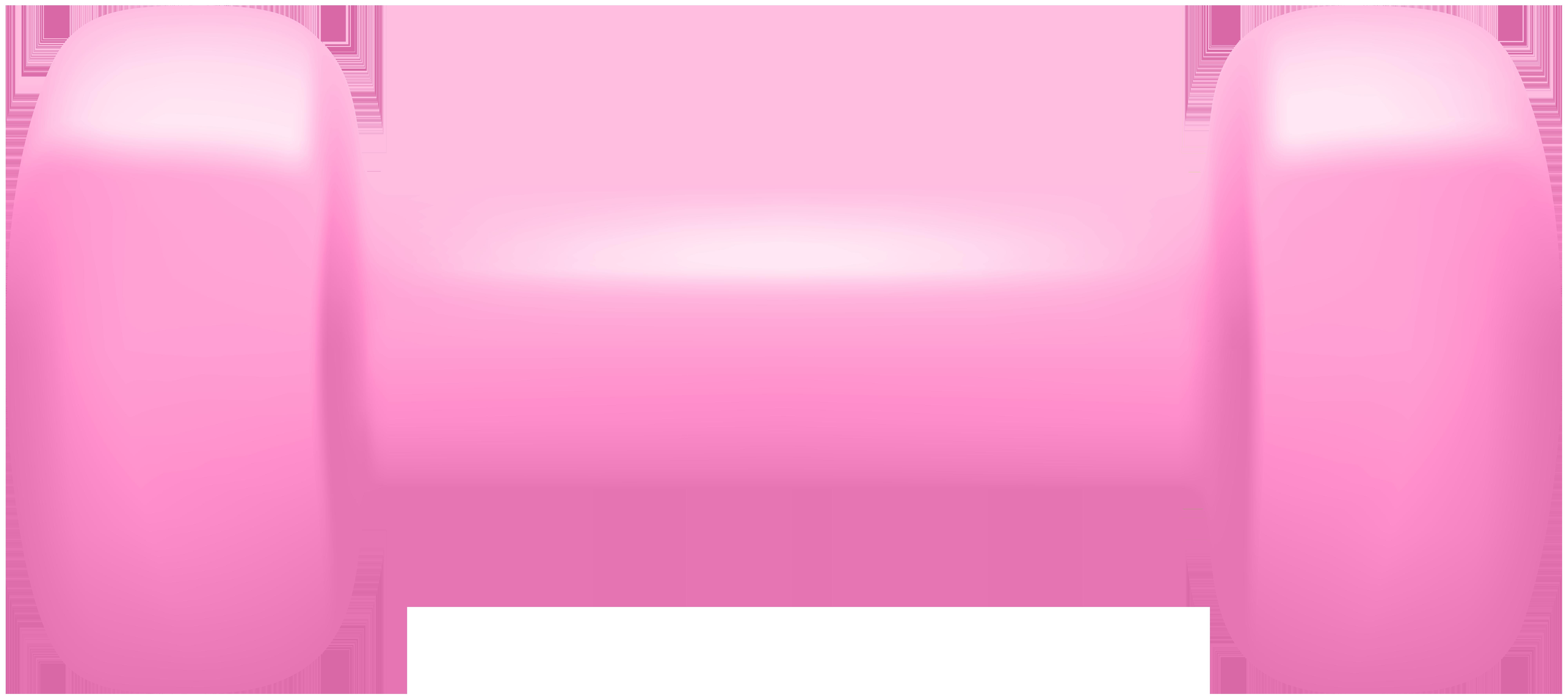 Dumbbell clipart border. Pink png clip art