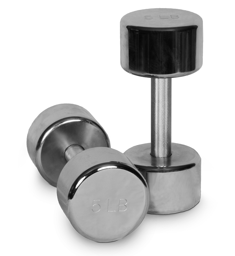 Dumbbell clipart exersise. Dumbbells silver transparent png