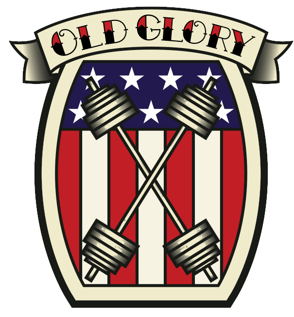 Programs old glory gym. Dumbbells clipart barbell crossfit