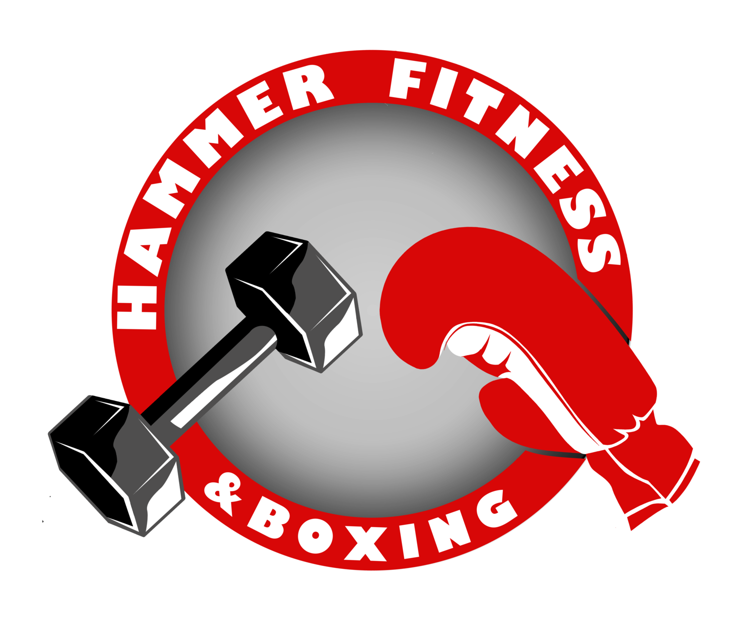 Semi private personal training. Dumbbell clipart fitness class