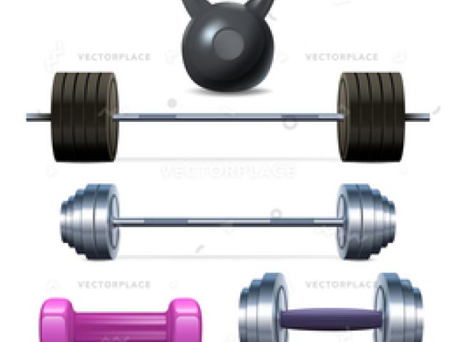 Dumbbells x free clip. Dumbbell clipart gym accessory