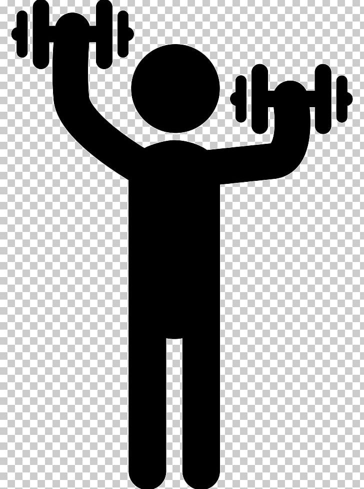 Dumbbell clipart gym coach. Physical fitness centre personal