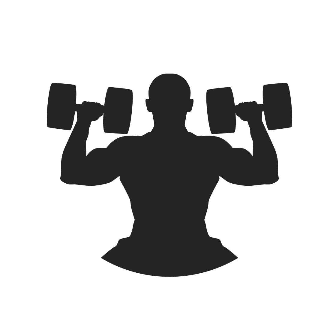 General fitness archives g. Gym clipart muscular strength