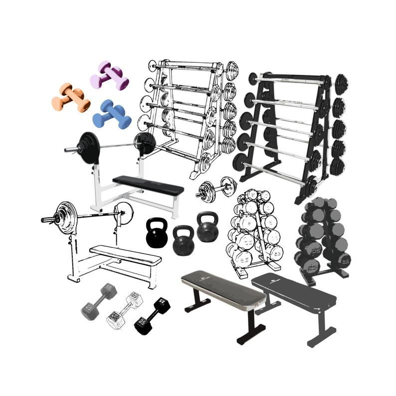 Workout lifting exercise training. Weight clipart wieght