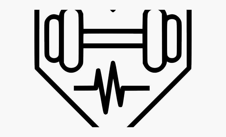 Dumbbell clipart health fitness. Dumbbells icon transparent
