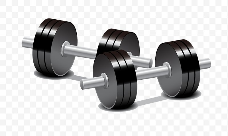 Dumbbell clipart olympic barbell. Weight training weightlifting png