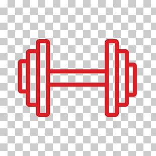 Dumbbell clipart red.  barbell png cliparts