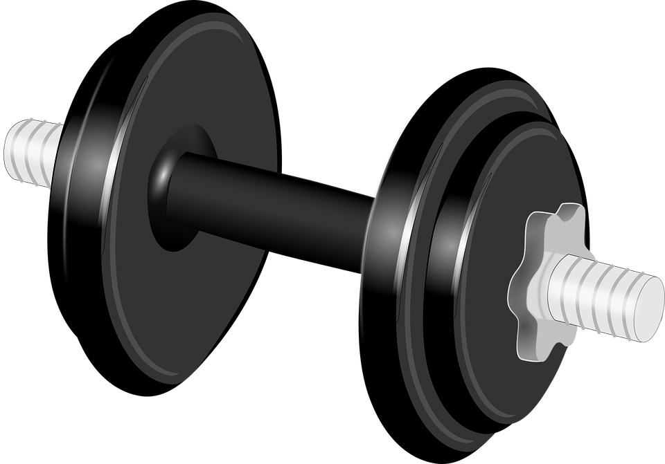 Dumbbell clipart resistance training. Hormonal response of weight