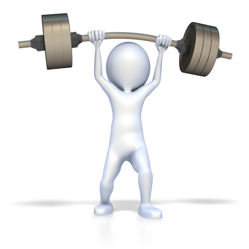 Dumbbell clipart squat.  situation analysis asta