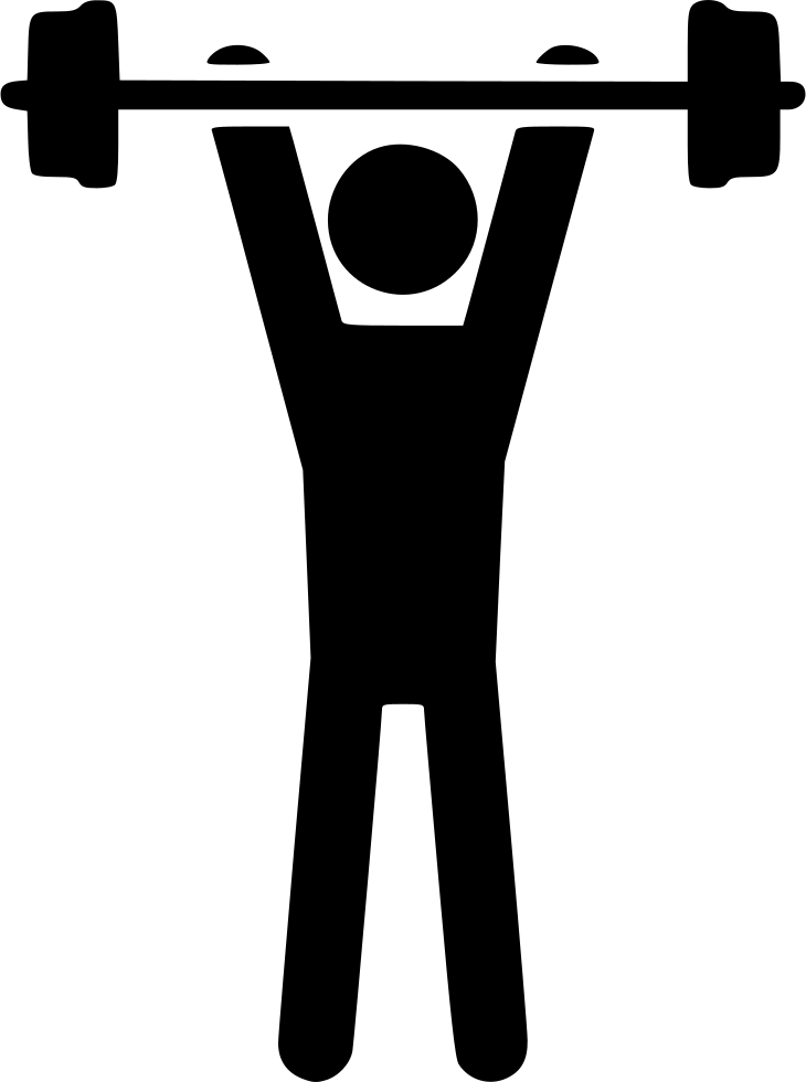 Svg frames illustrations hd. Dumbbell clipart strength
