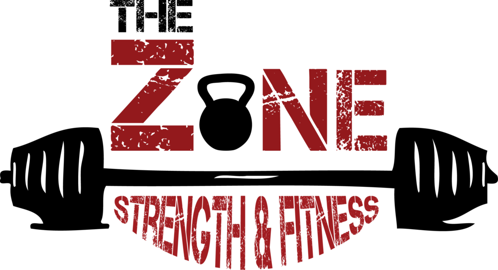 The zone strength fitness. Exercising clipart exercise science
