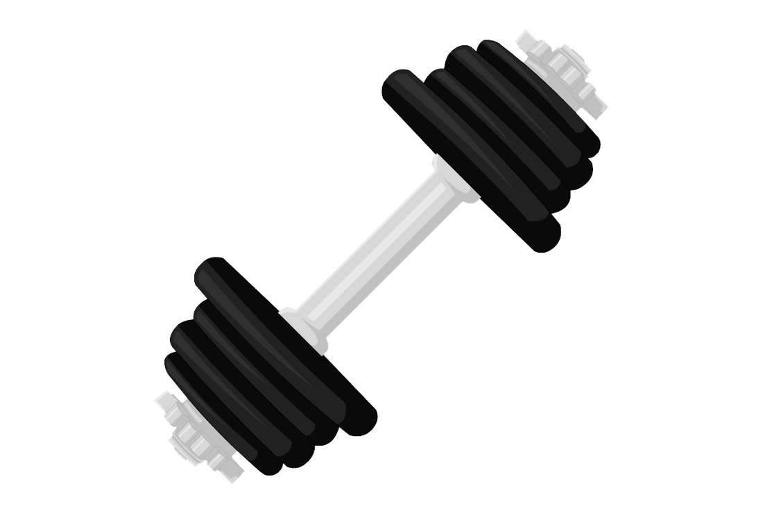 Dumbbell clipart transparent background.  collection of high