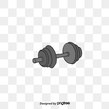 Dumbbell vector png psd. Dumbbells clipart healthy