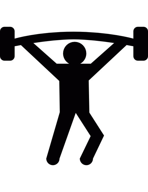 Dumbbell clipart weighs. Weight icon page png