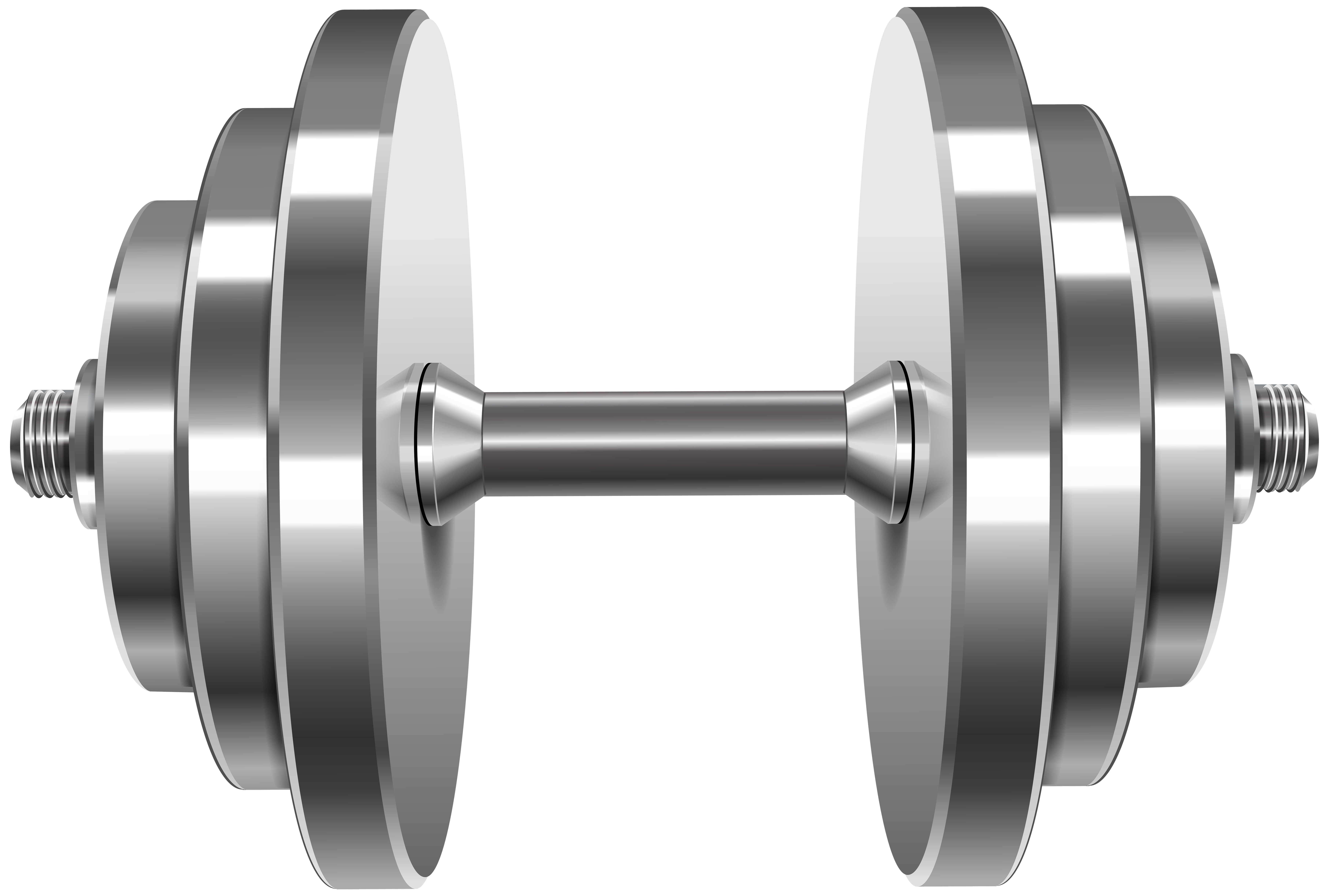 Dumbbell clipart wieght. Weight set free png