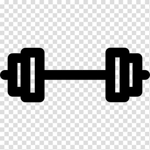 Computer icons dumbbell weights. Weight clipart invisible background