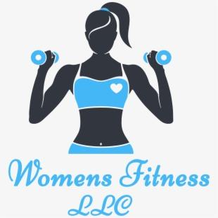 Dumbbell clipart women's fitness. Women dumb bell png