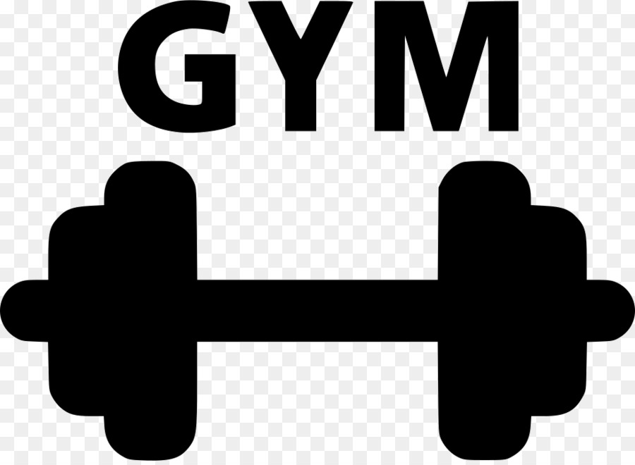 Computer icons clip art. Dumbbell clipart fitness centre