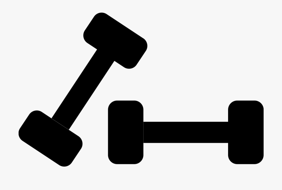 Beautiful cliparts for free. Dumbbells clipart clip art