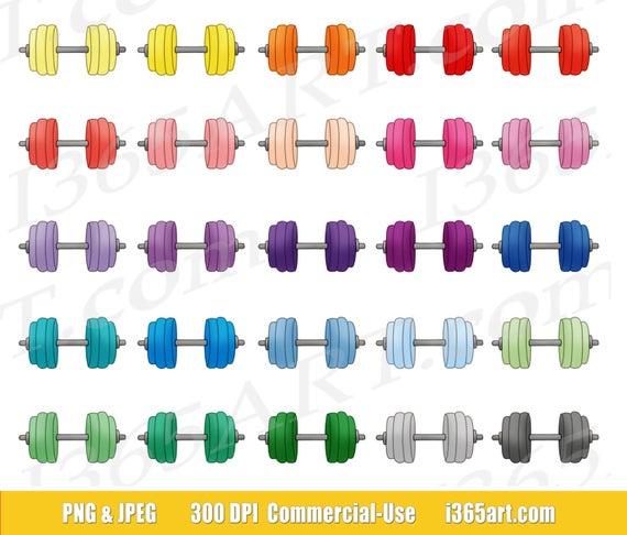 Dumbbells clipart clip art.  off weights weight