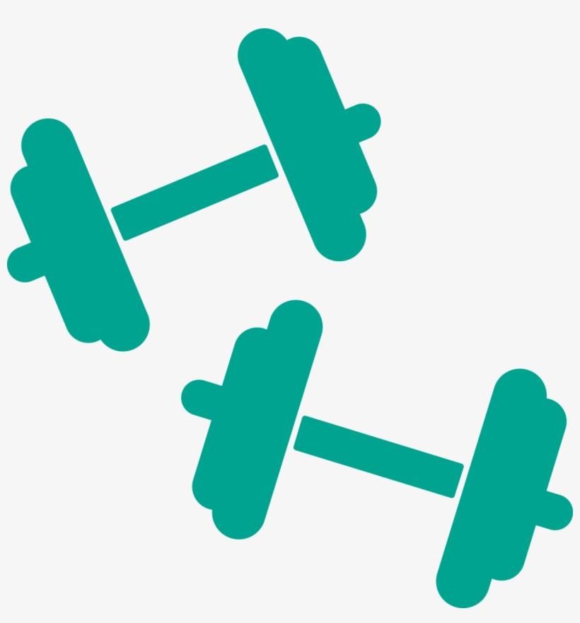 Dumbbells clipart fitness program. Group equipment cliparts