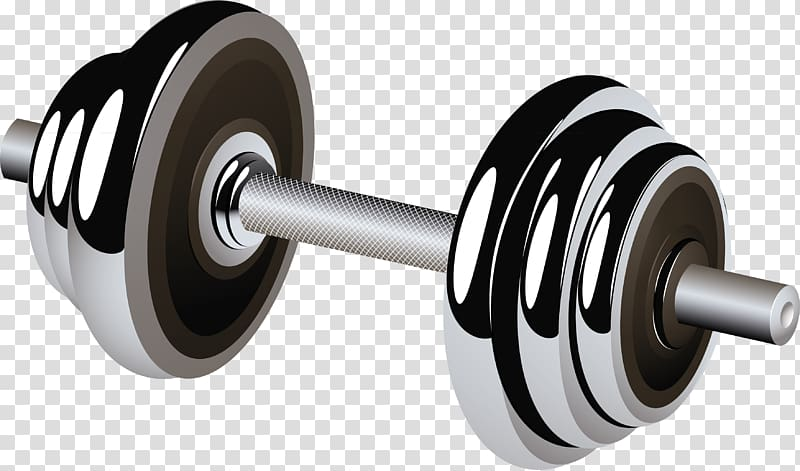 Dumbbells clipart fitness training. Barbell weight dumbbell physical