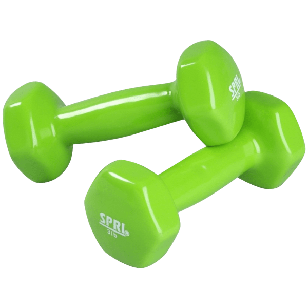 Green dumbbells transparent png. Weight clipart pink dumbbell