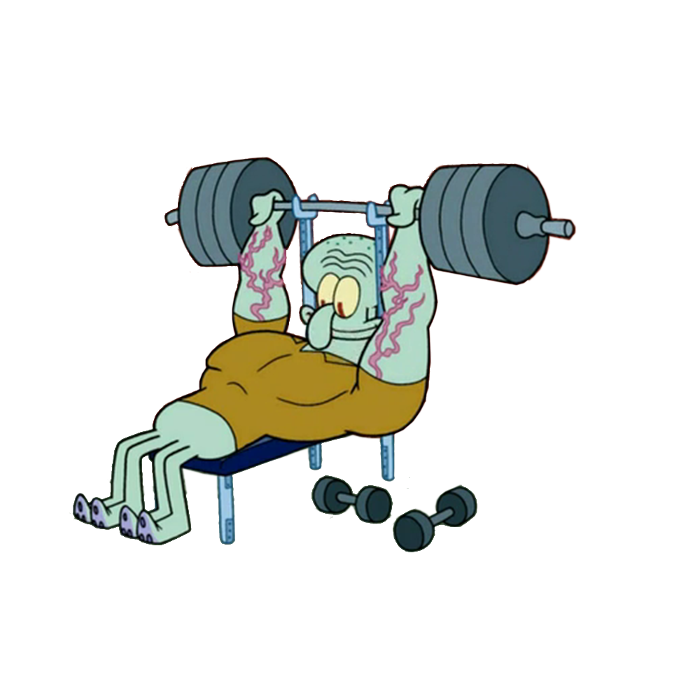 Dumbbells clipart weight bench. Daily discussion thread bodybuilding