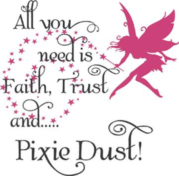 Pixie free images at. Dust clipart