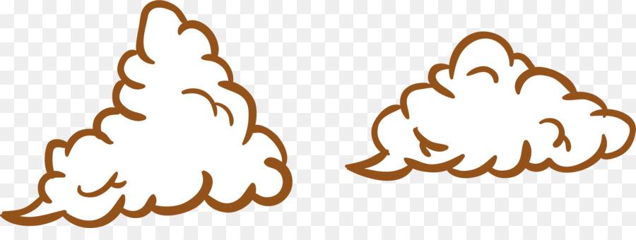 Cloud fog clip art. Dust clipart