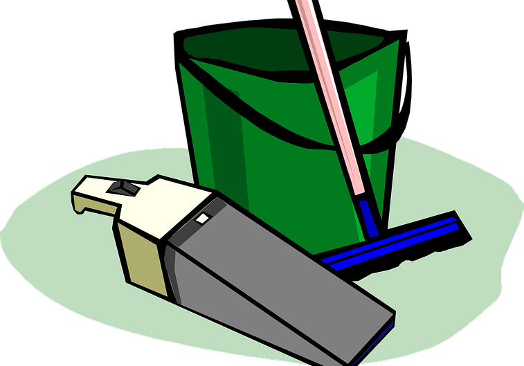 Dust clipart chore. Why outsource you housecleaning