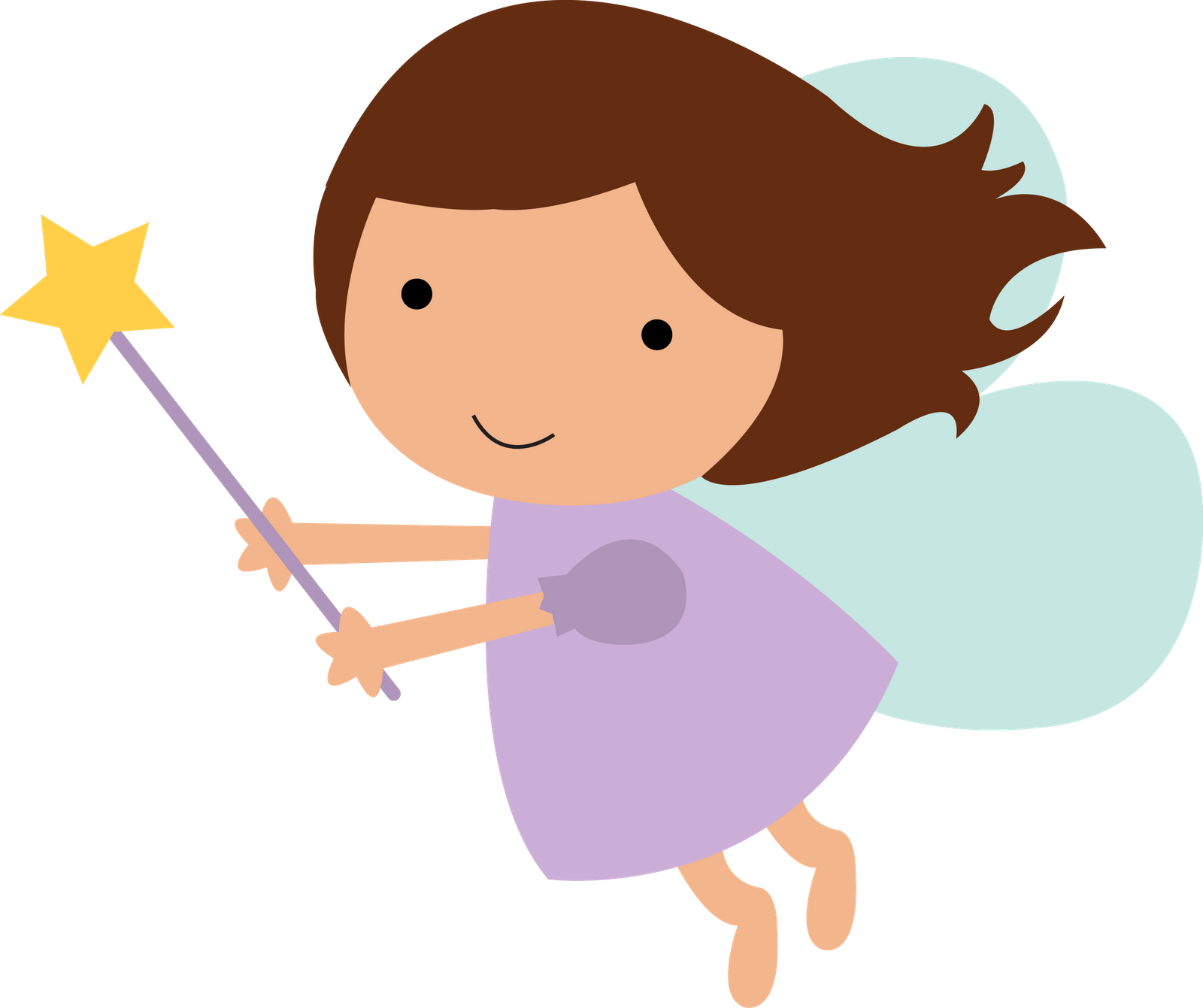 collection of cute. Fairy clipart pixies