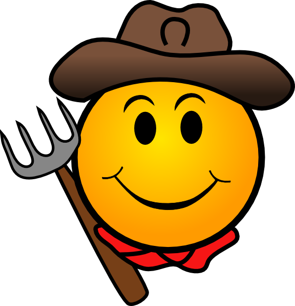 Head clipart farmer. The dust bowl by