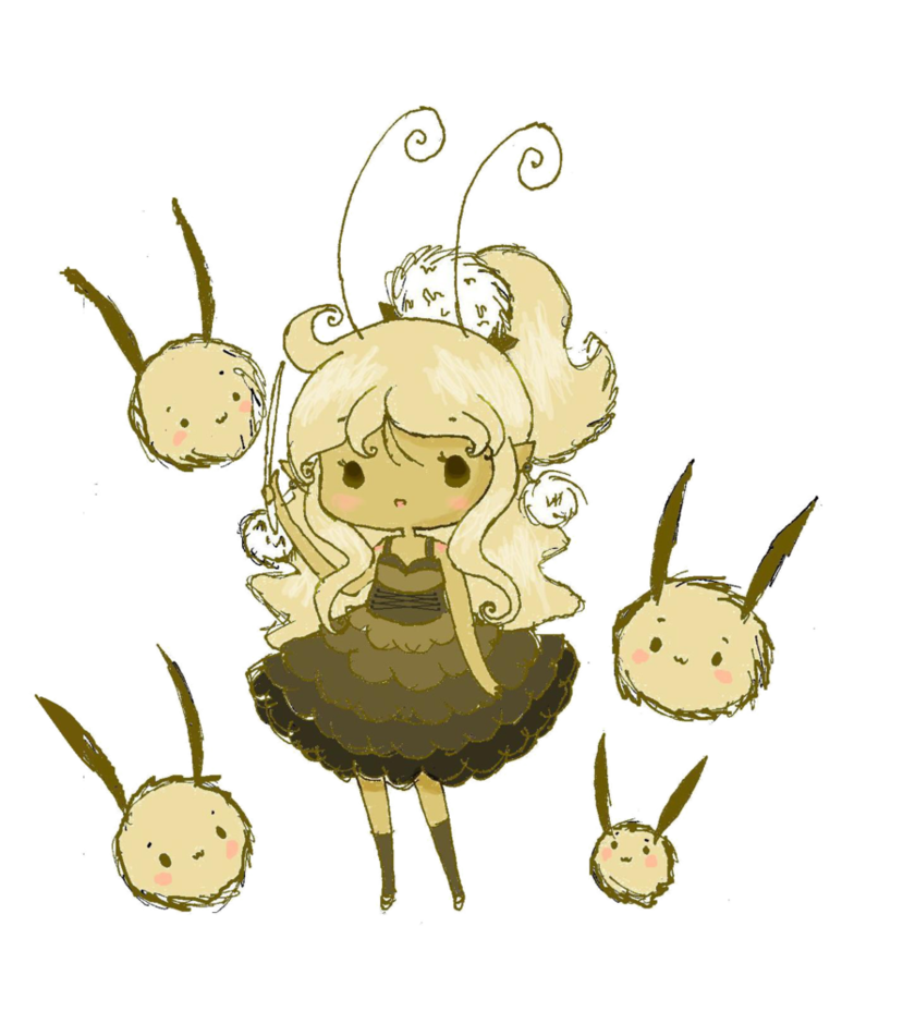 Dust clipart dust bunny. Fairy adoptable by tamochi