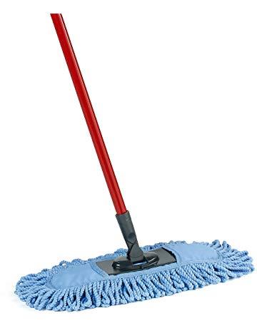 Dust clipart dust mop. Amazon com mops pads