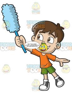Royalty free images tagged. Dust clipart dusting