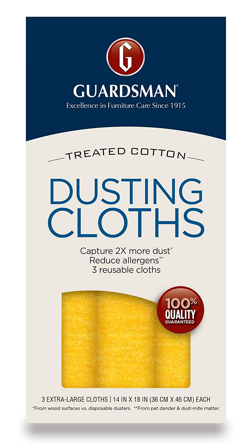 Dust clipart dusting cloth. Guardsman wood furniture cloths
