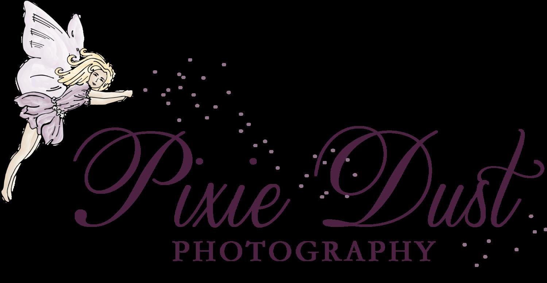 Purple clipart pixie dust. Photography spokane wa newborn