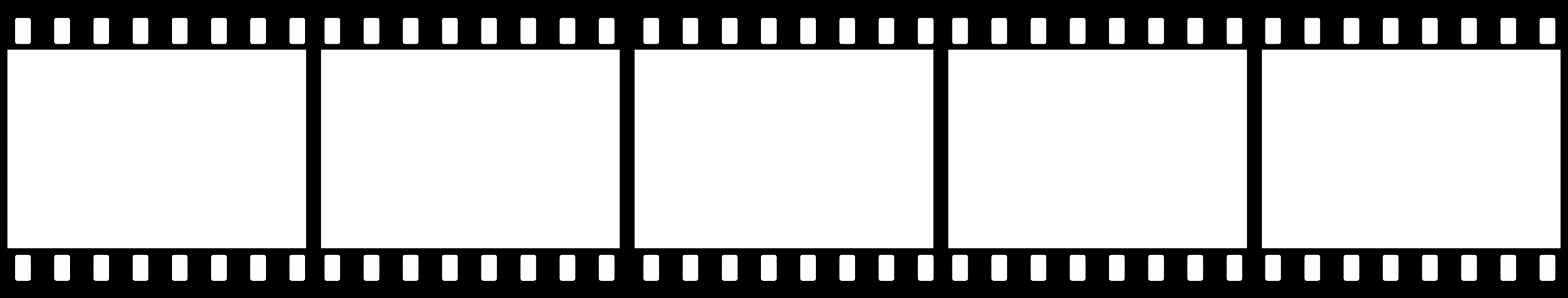 Strip icon black and. Yearbook clipart film camera