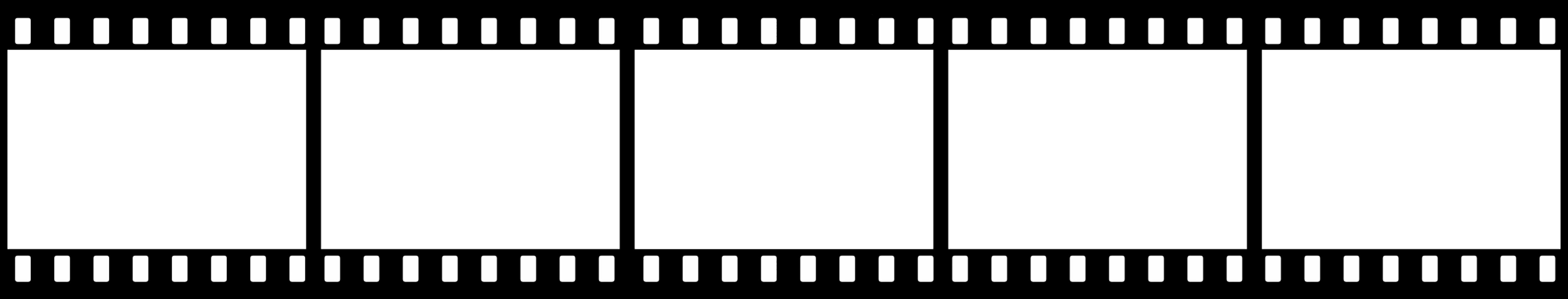 Strip icon black and. Movie clipart film marker