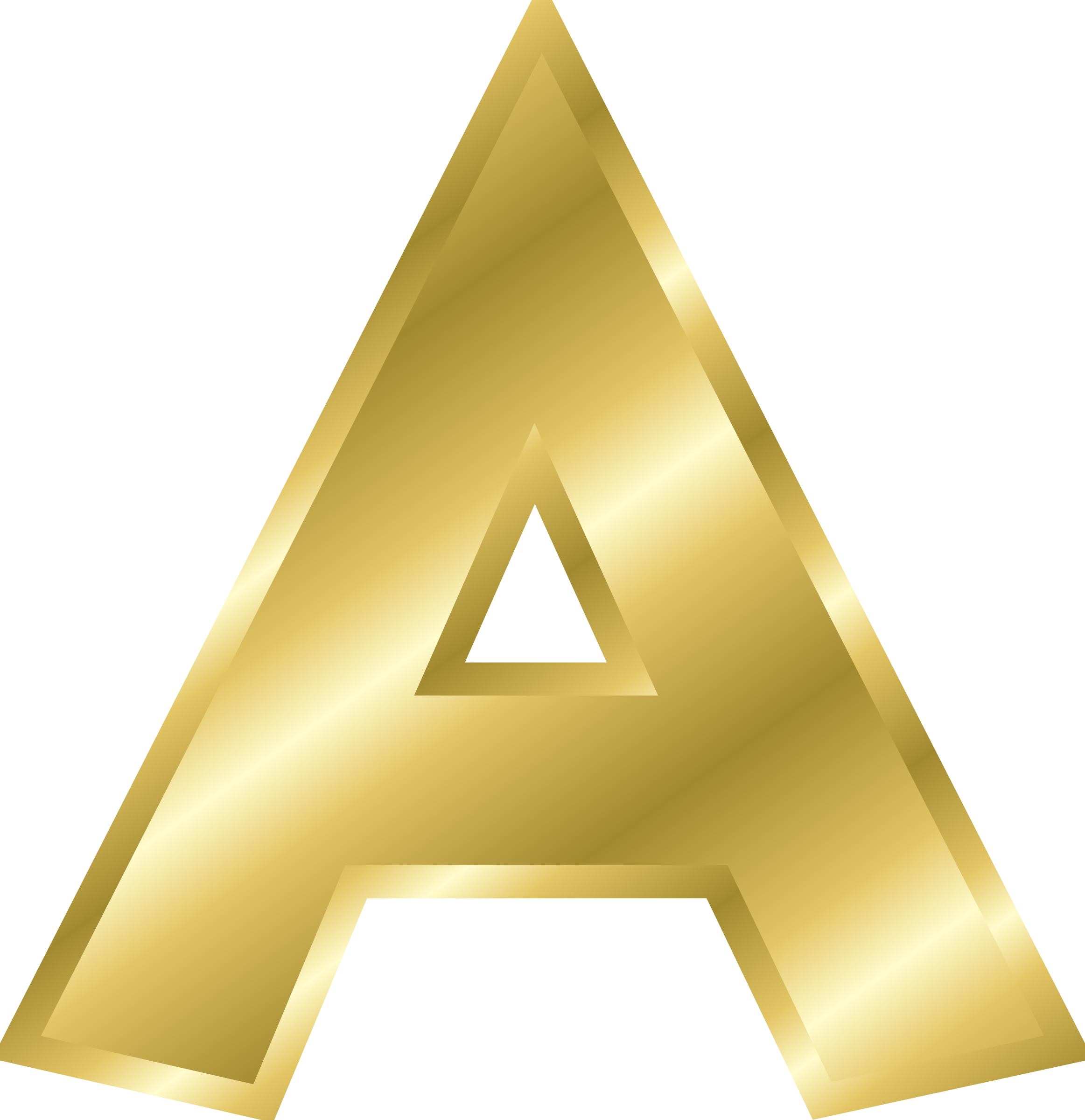 Letter png image purepng. Gold clipart pure gold