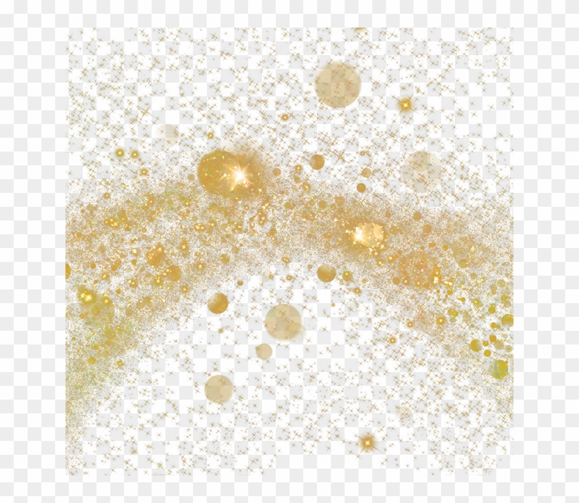 Dust clipart golden. Particle gold light wallpaper