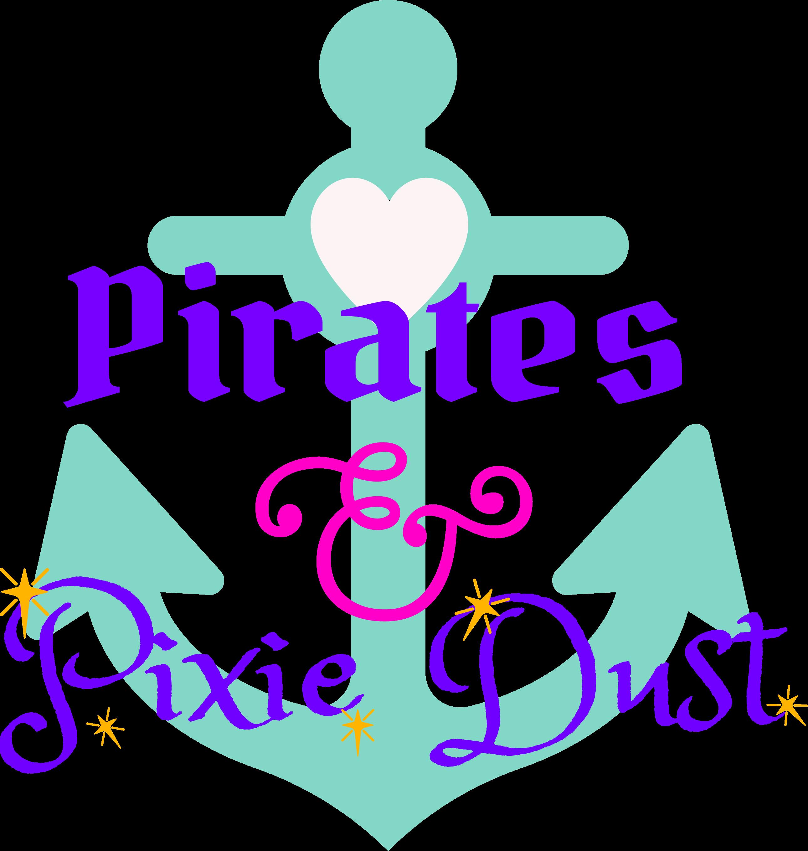 Bath bomb parties pirates. Purple clipart pixie dust