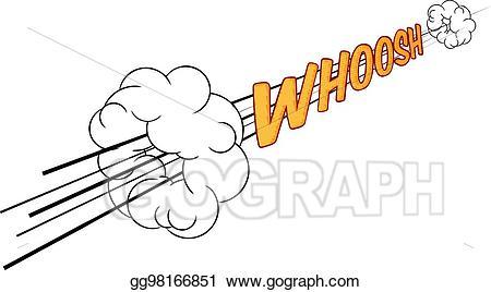 Dust clipart speed. Vector stock cartoon comic