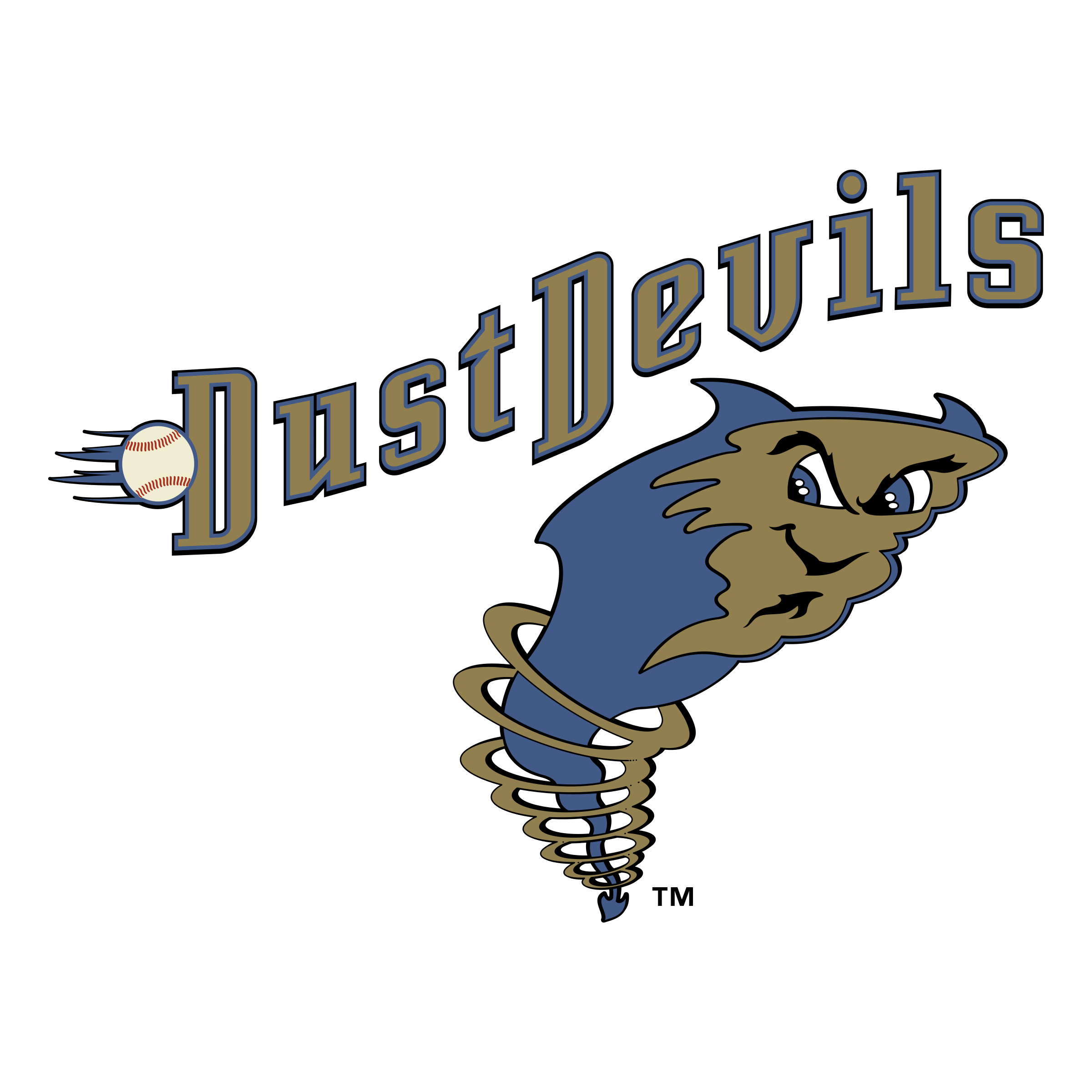 Dust clipart svg. Tri city devils logo